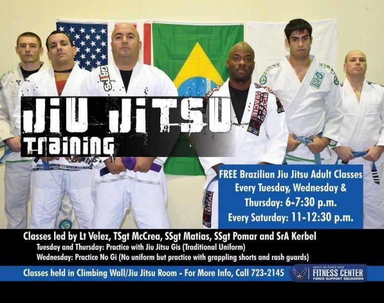Jiu Jitsu Training
