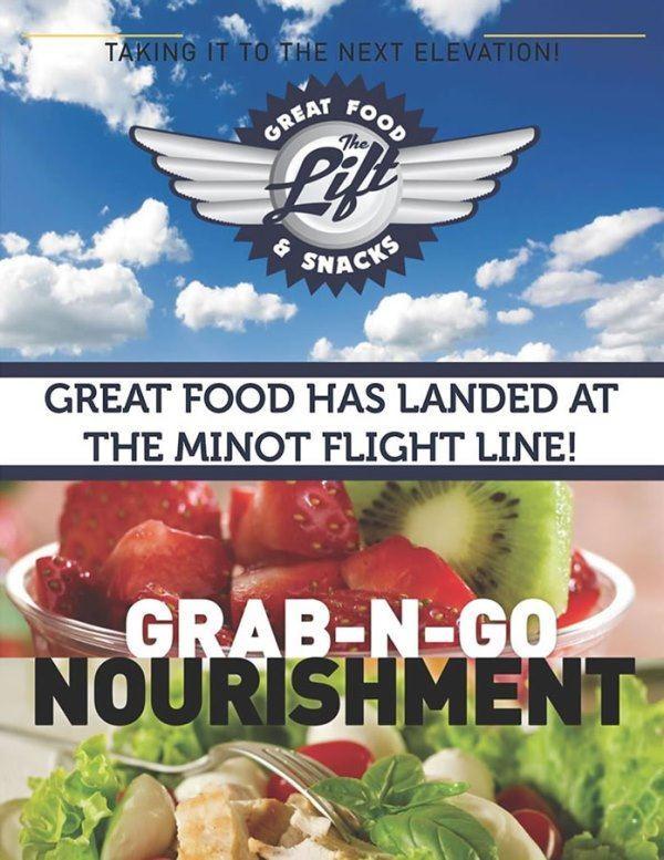 Grab-N-Go Nourishment
