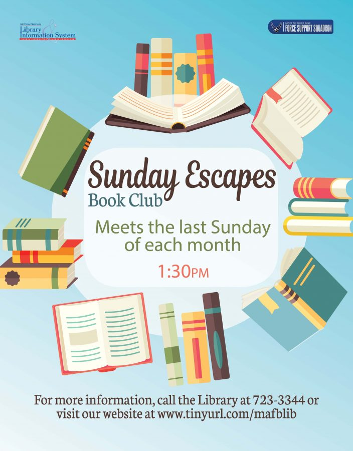 Sunday Escapes Book Club