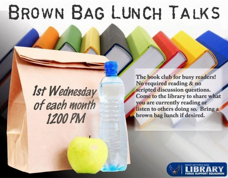 Brown Bag Book Talks