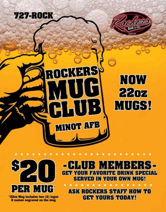 Mug Club Special