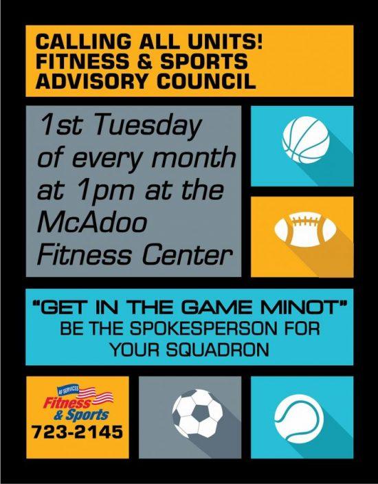 Fitness & Sports Advisory Council