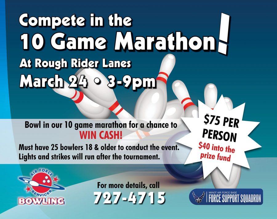 10-Game Marathon