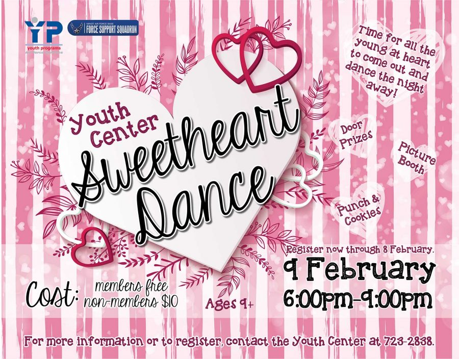 Youth Center Sweetheart Dance