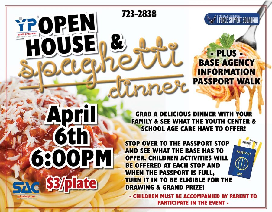 Open House SAC/YP