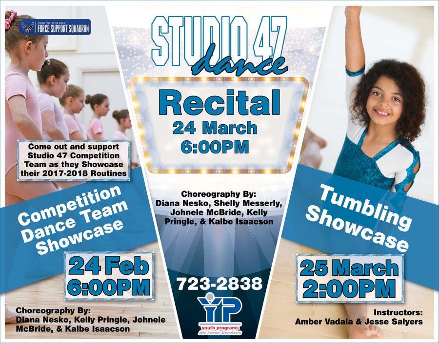 Studio 47 Competition Team Showcase
