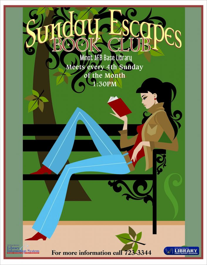 Sunday Escapes Book Club