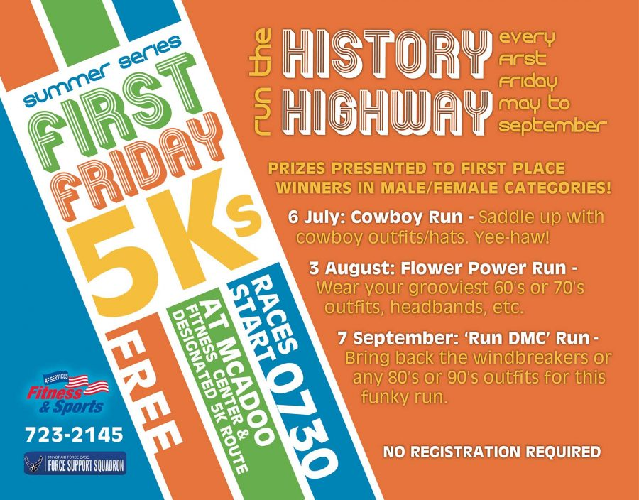 First Friday 5K - Cowboy Run