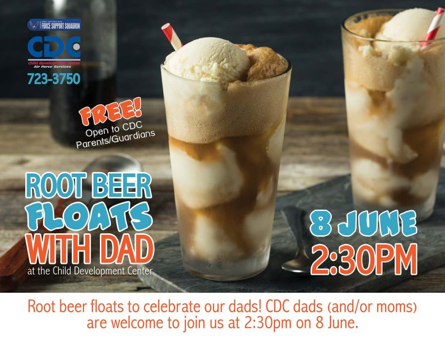 Root Beer Floats with Dad