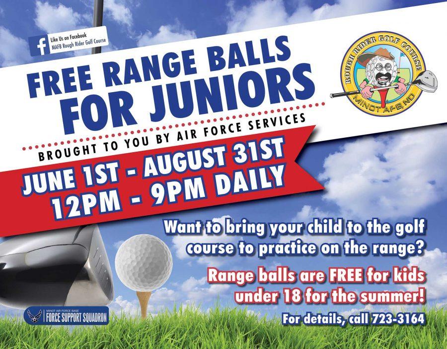 Free Range Balls for Juniors