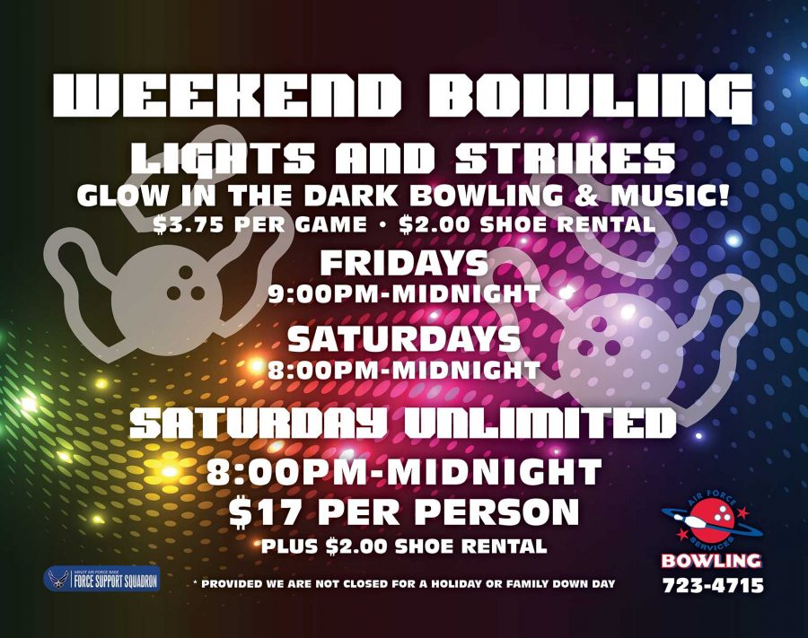 Lights & Strikes Bowling
