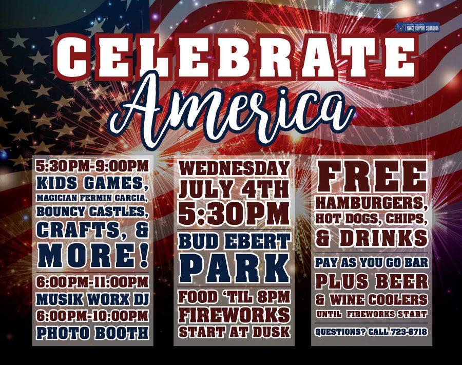 Celebrate America Picnic and Fireworks