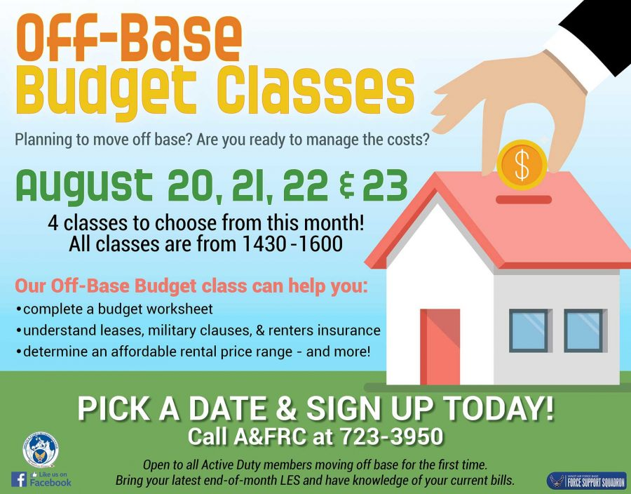 Off-Base Budget Class