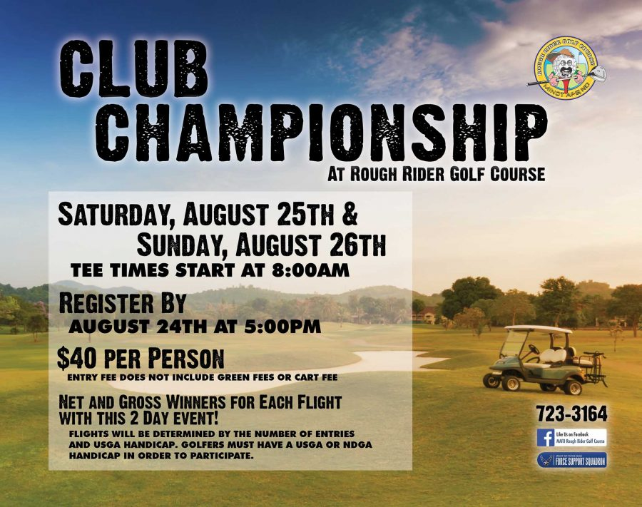 Minot AFB Club Championship