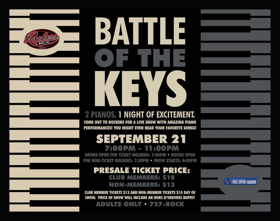 Battle of the Keys