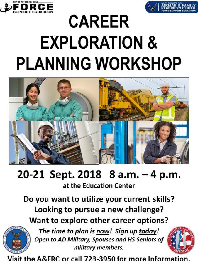 Career Exploration & Planning Workshop