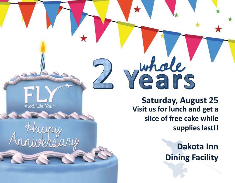 Dakota Inn's 2nd Year Anniversary