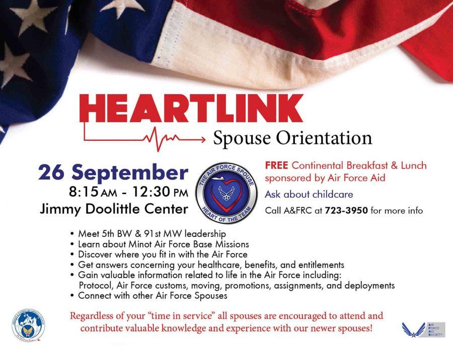 HeartLink Spouse Orientation