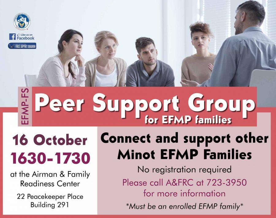 EFMP - FS Peer Support Group
