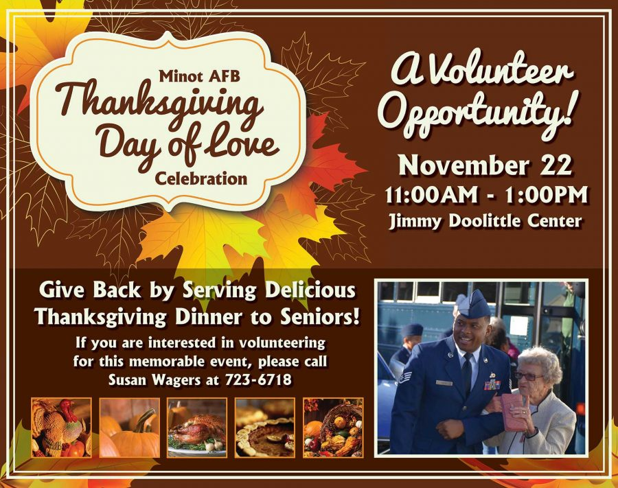 Thanksgiving Day of Love