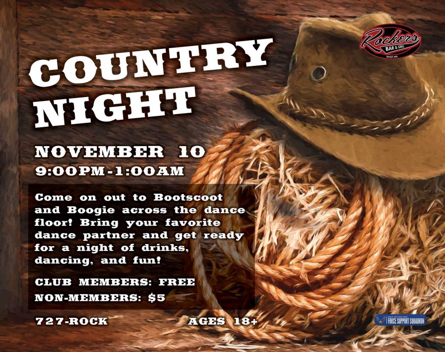 Country Night at Rockers