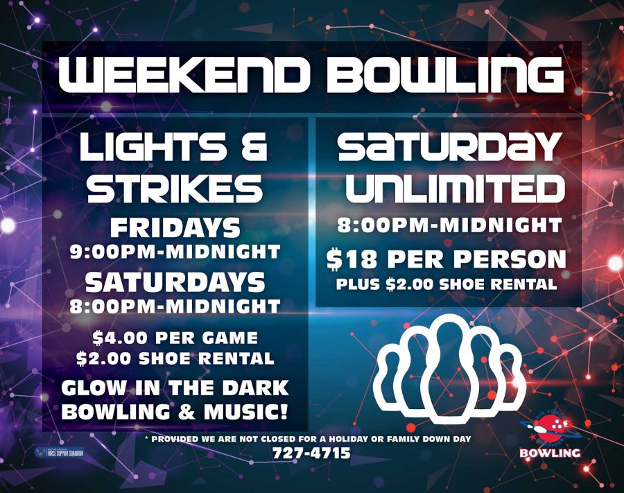 """Bowl the Night Away with """"Lights & Strikes"""""""