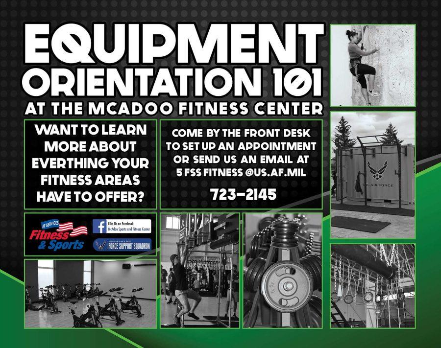 Equipment Orientation 101 - Dec 18 - L