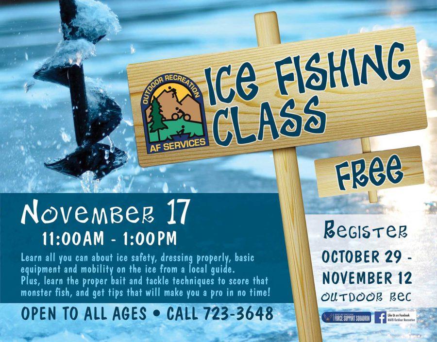 Ice Fishing Class