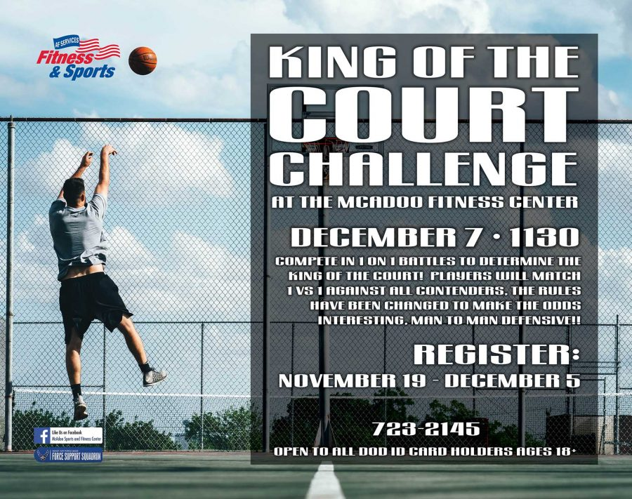 King of the Court Challenge