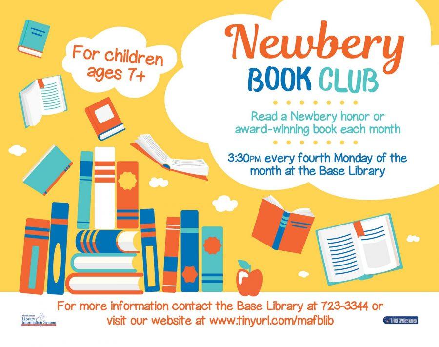 Newbery Book Club