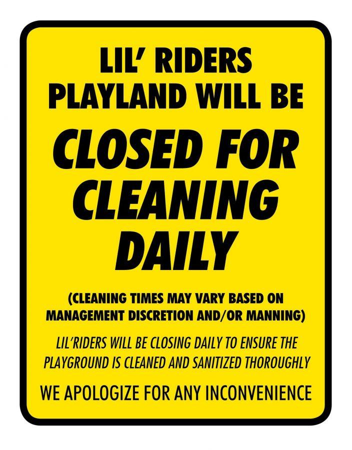 Lil Rider Closure Updated Dec 18