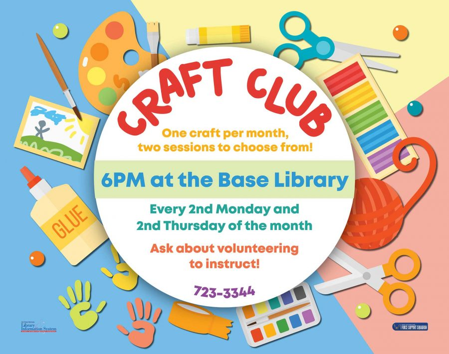 Craft Club – ONLINE