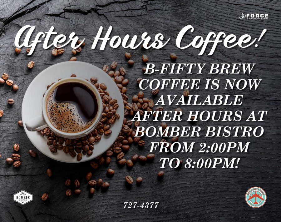 Brew Coffee Now Available at Bistro - Dec 19