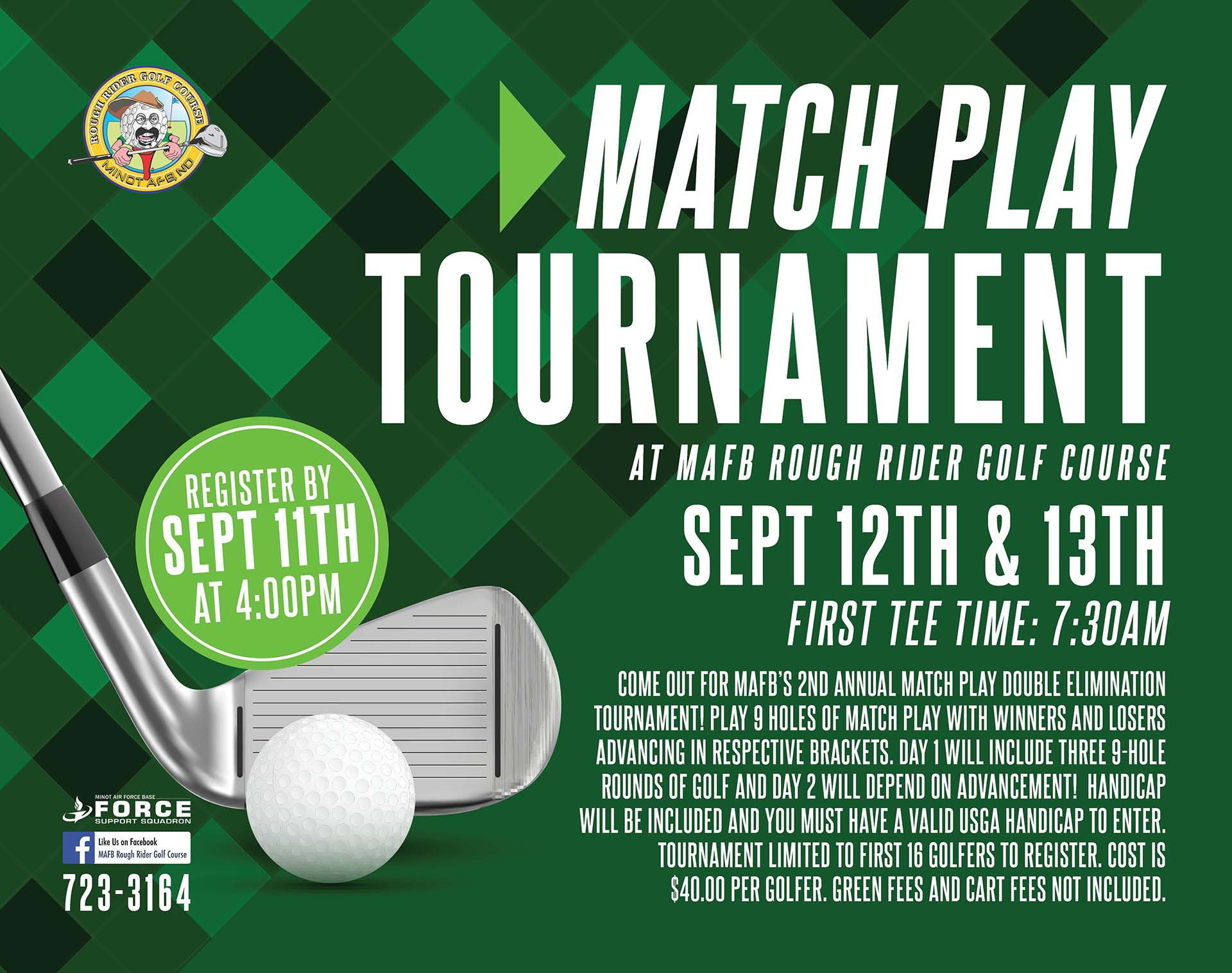 Match Play Tournament