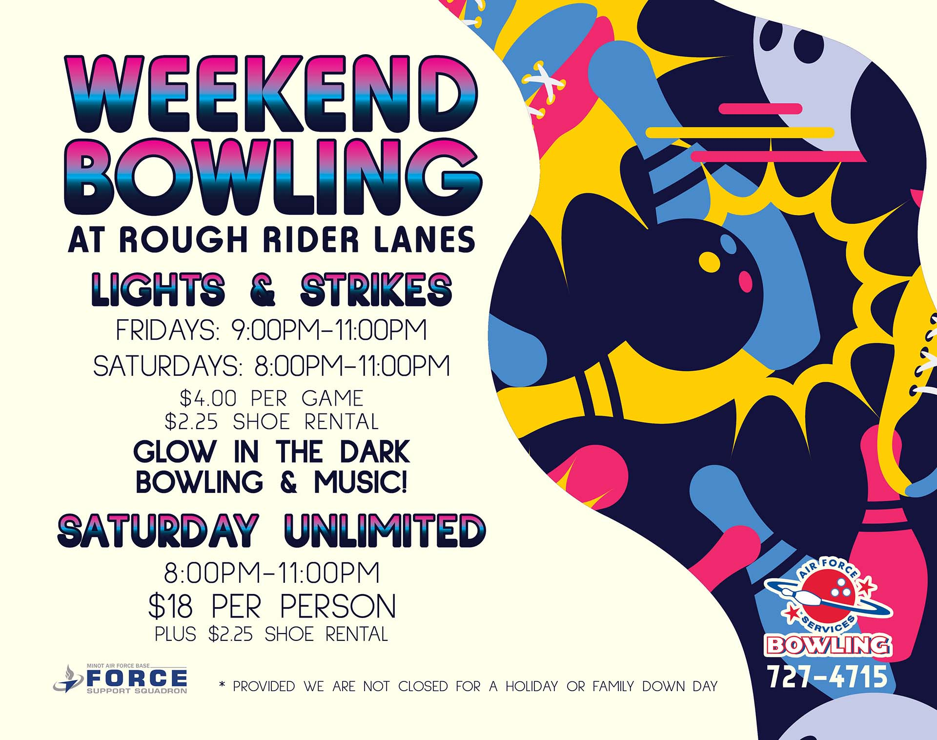 Bowl the Night Away - July - Sept 20 (2)