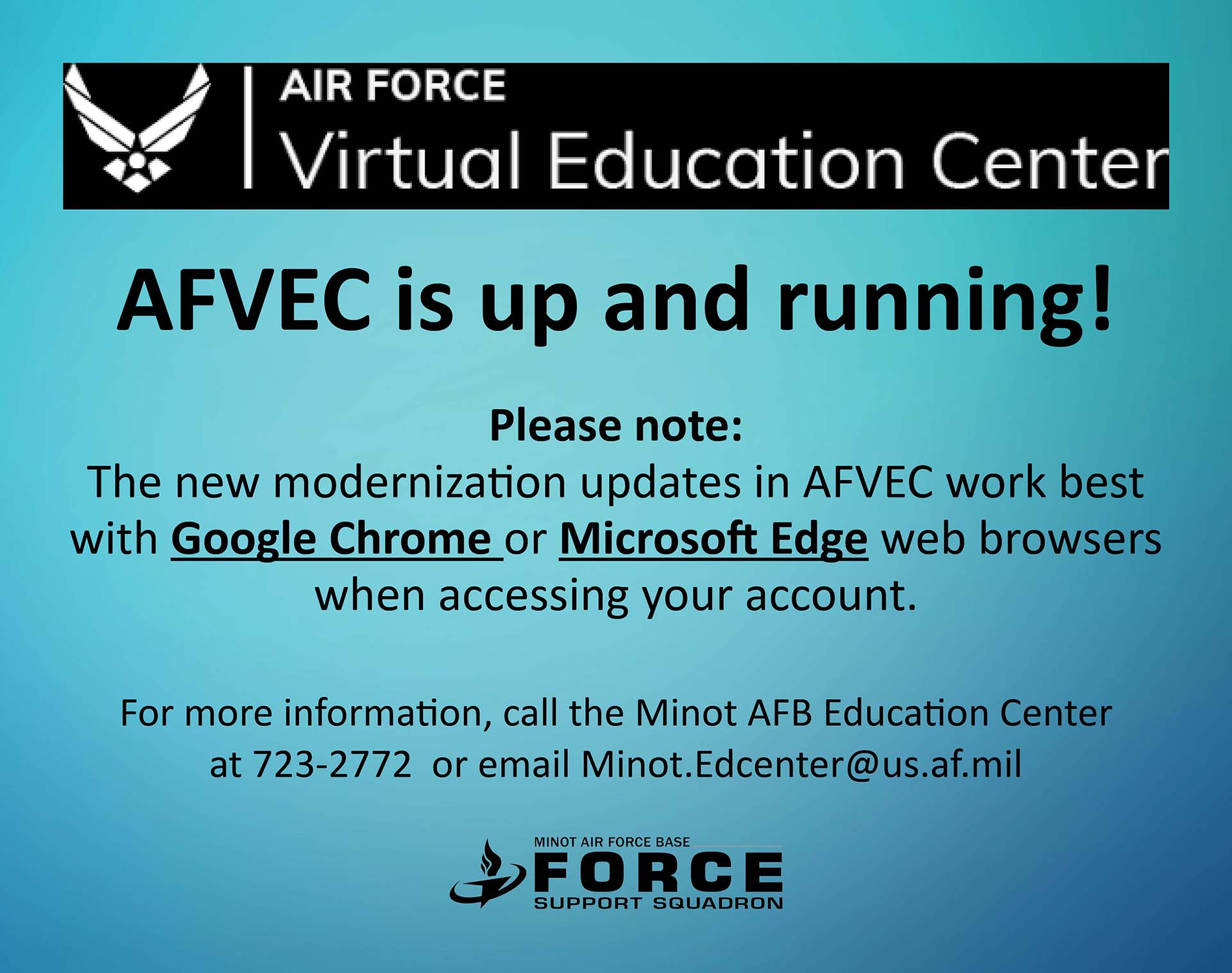 Education Center - AFVEC