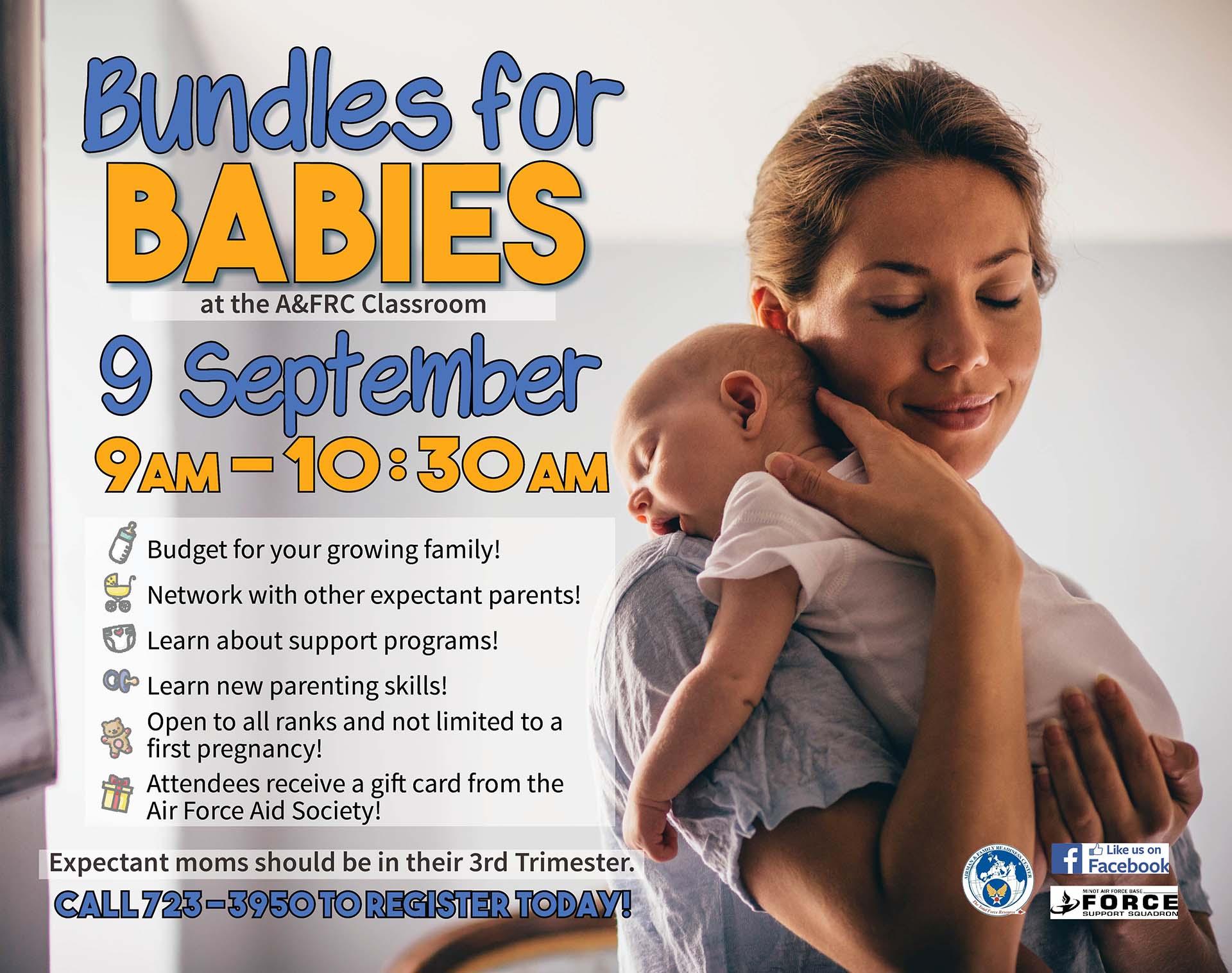 Bundles for Babies - ONLINE