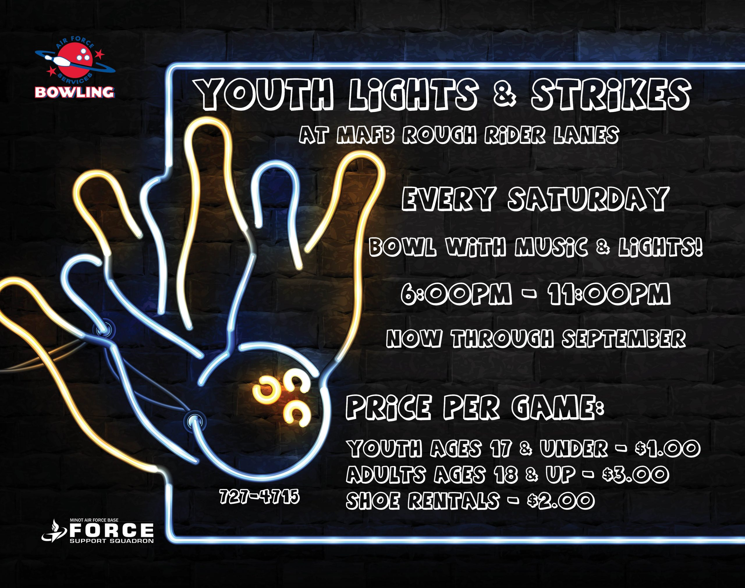 Youth Lights & Strikes