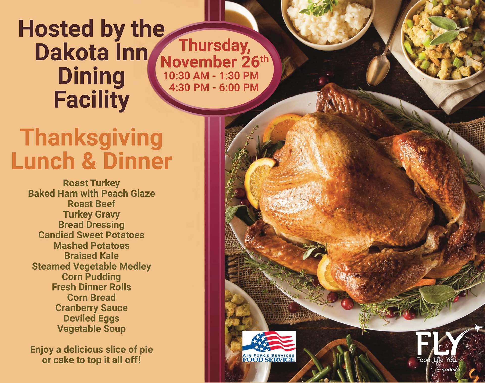 Thanksgiving Special Dinner