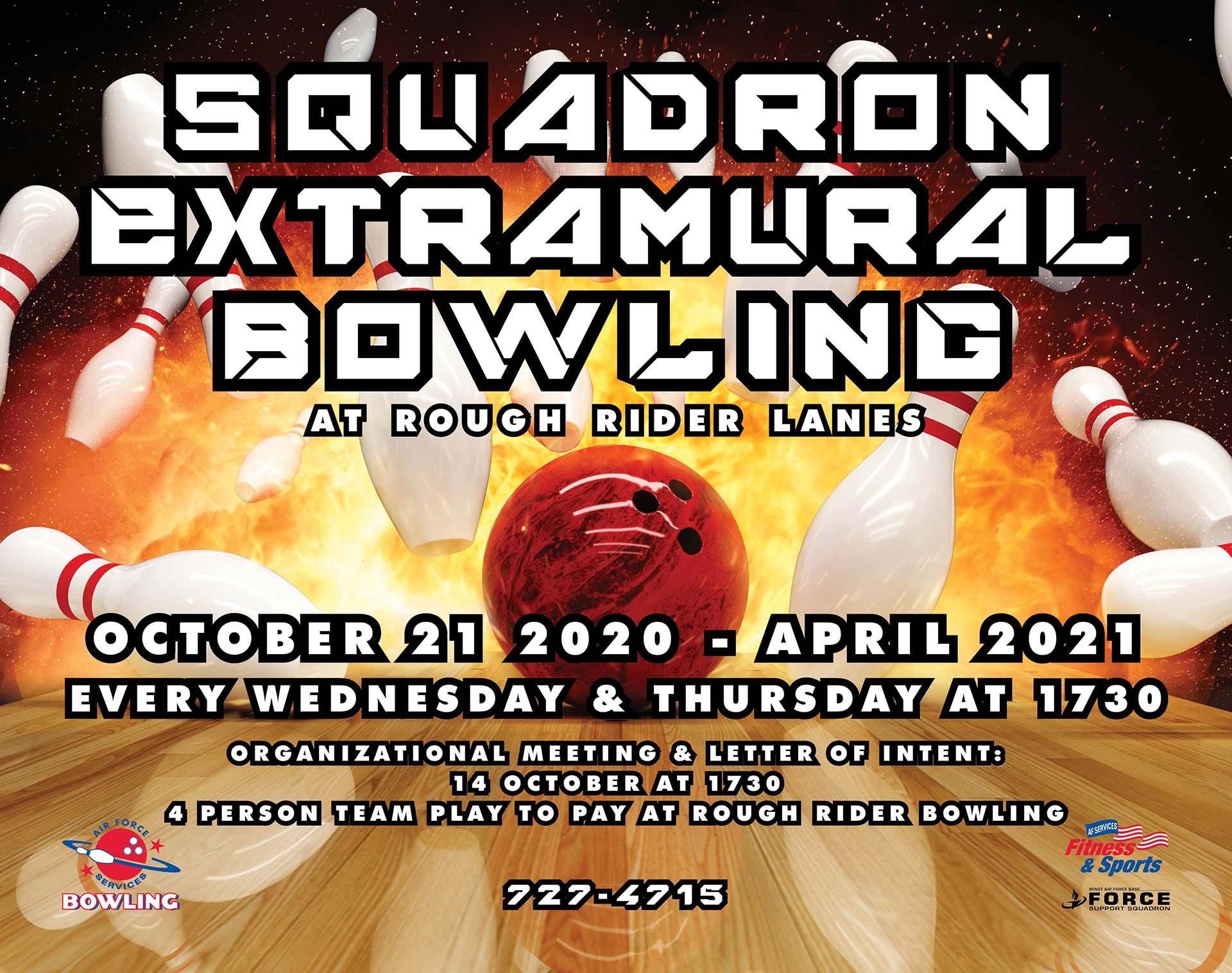 Squadron Extramural League
