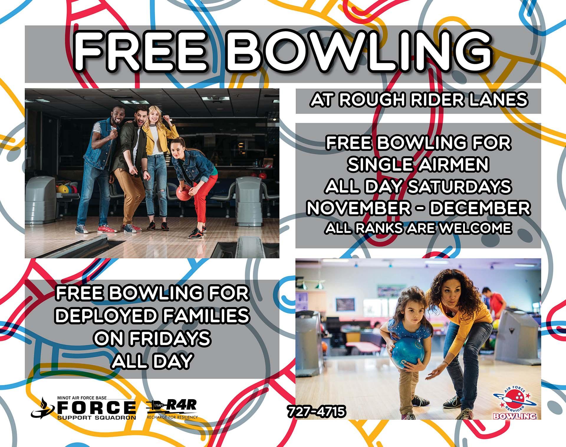 12.31 Free Bowling