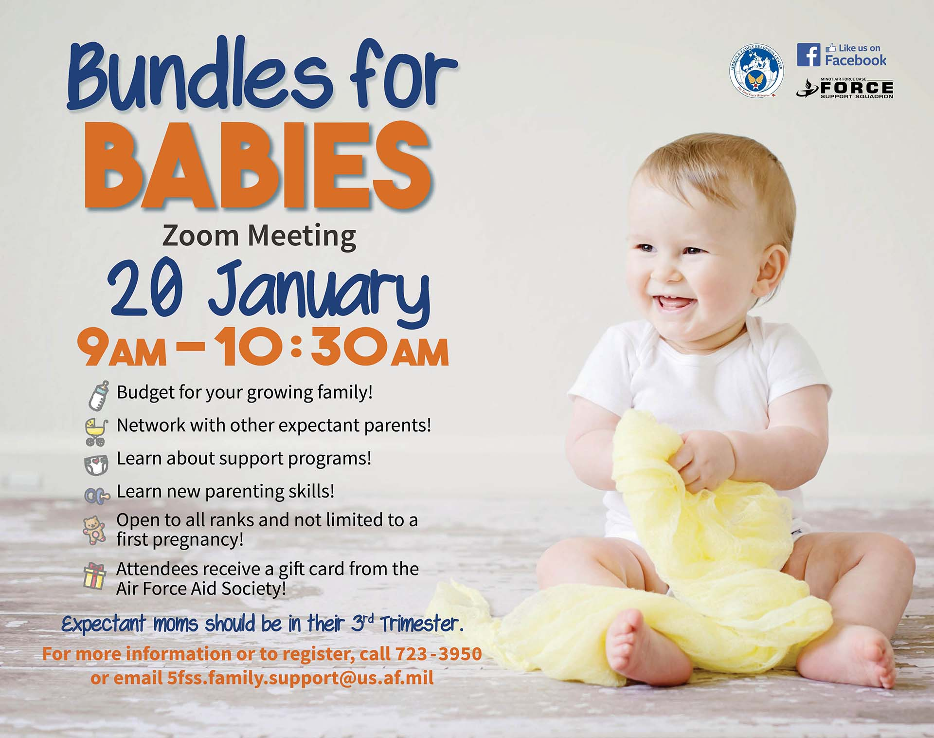 Bundles for Babies – ONLINE