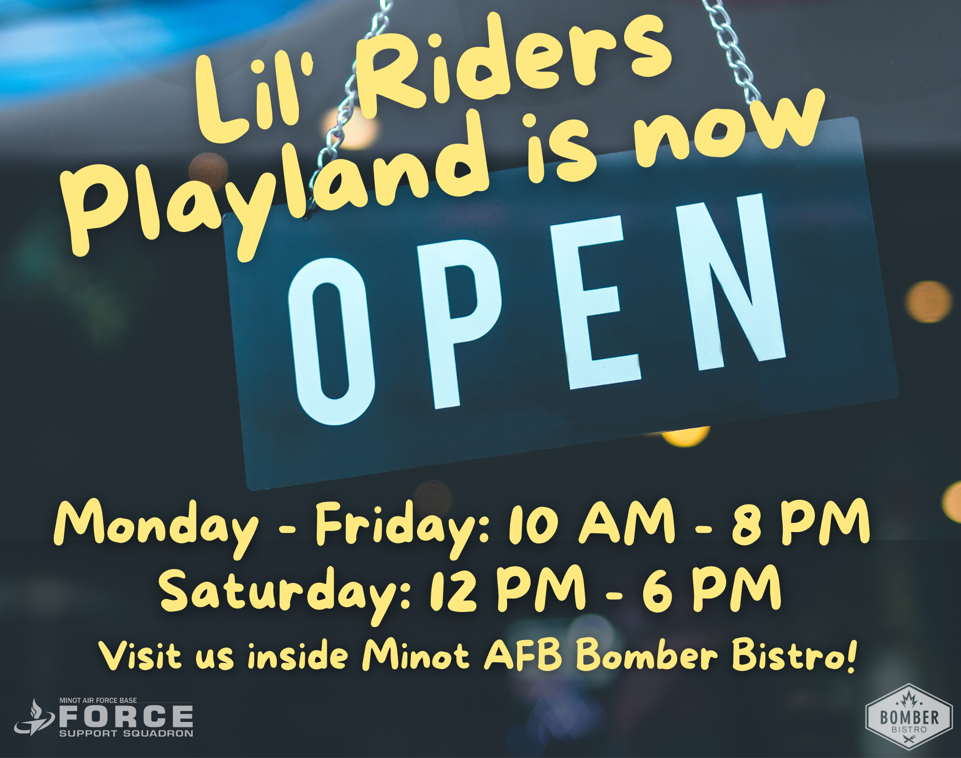 Lil Riders Open
