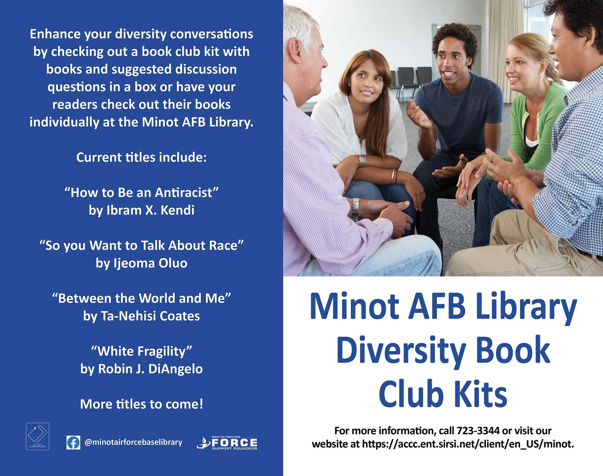Library - Diversity Book Club Kits