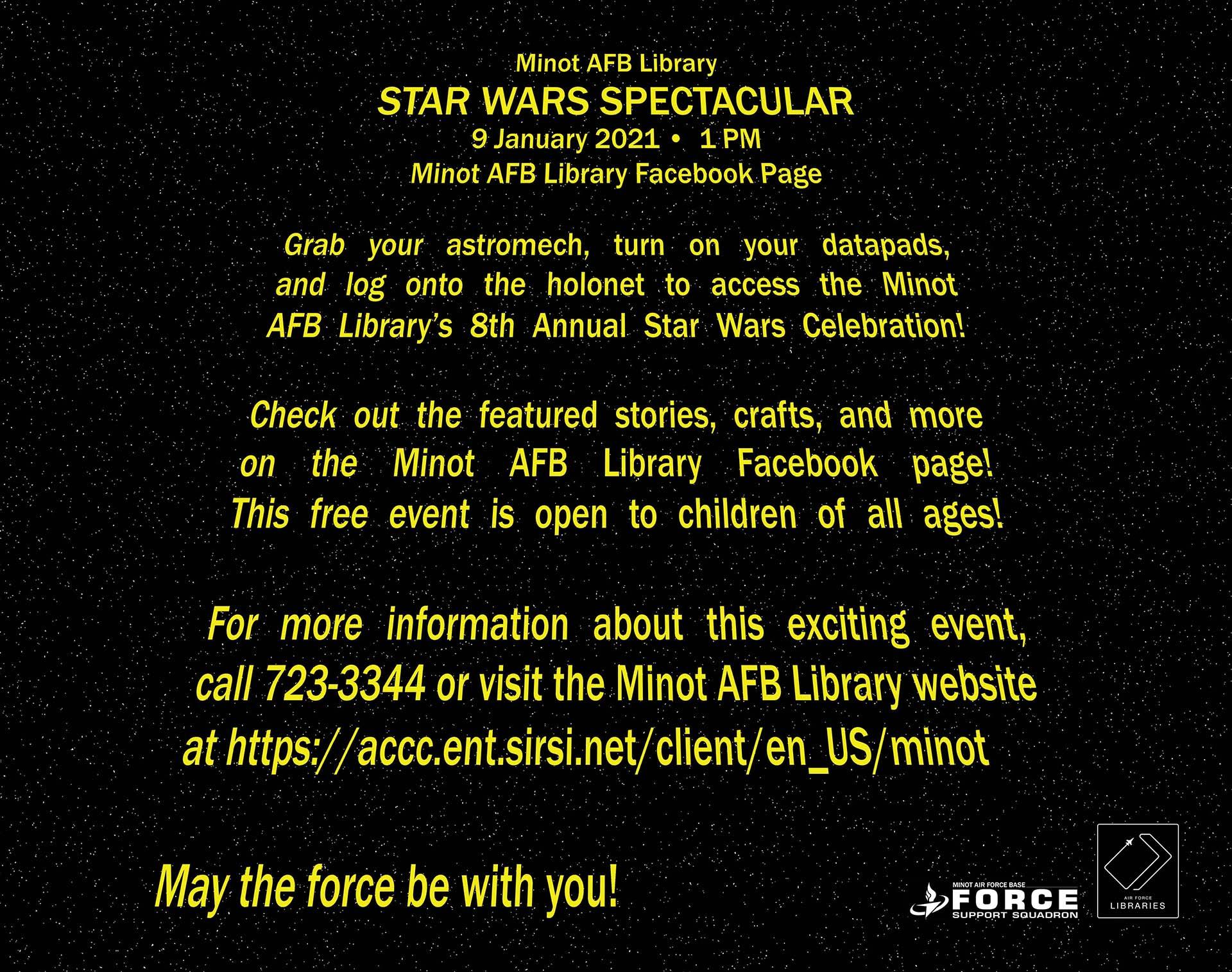 Star Wars Spectacular - ONLINE