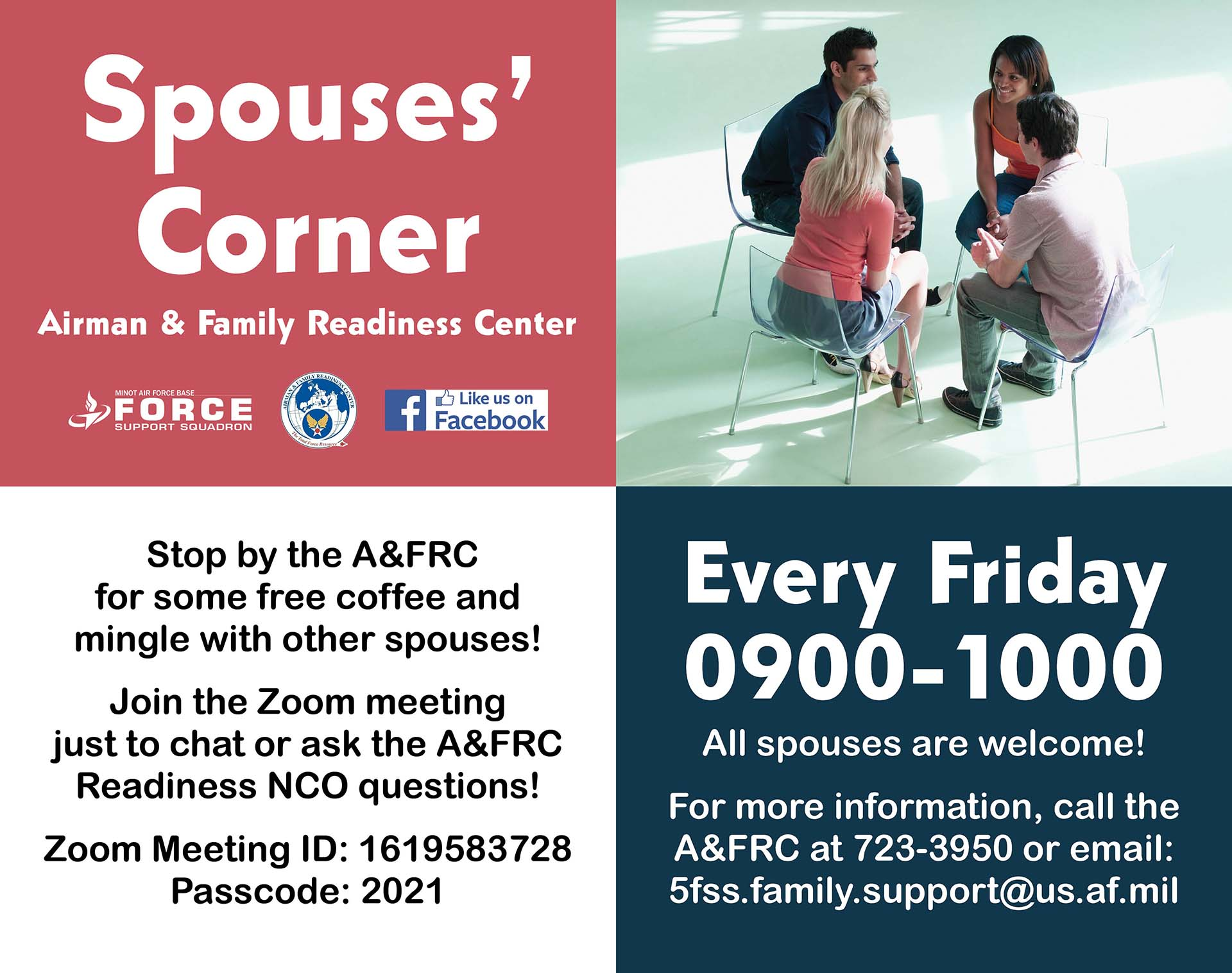 Spouses Corner