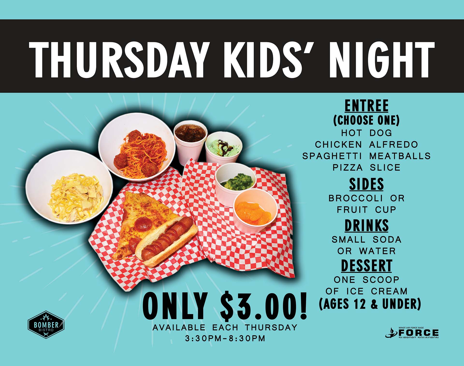 Kids' Night at Bistro