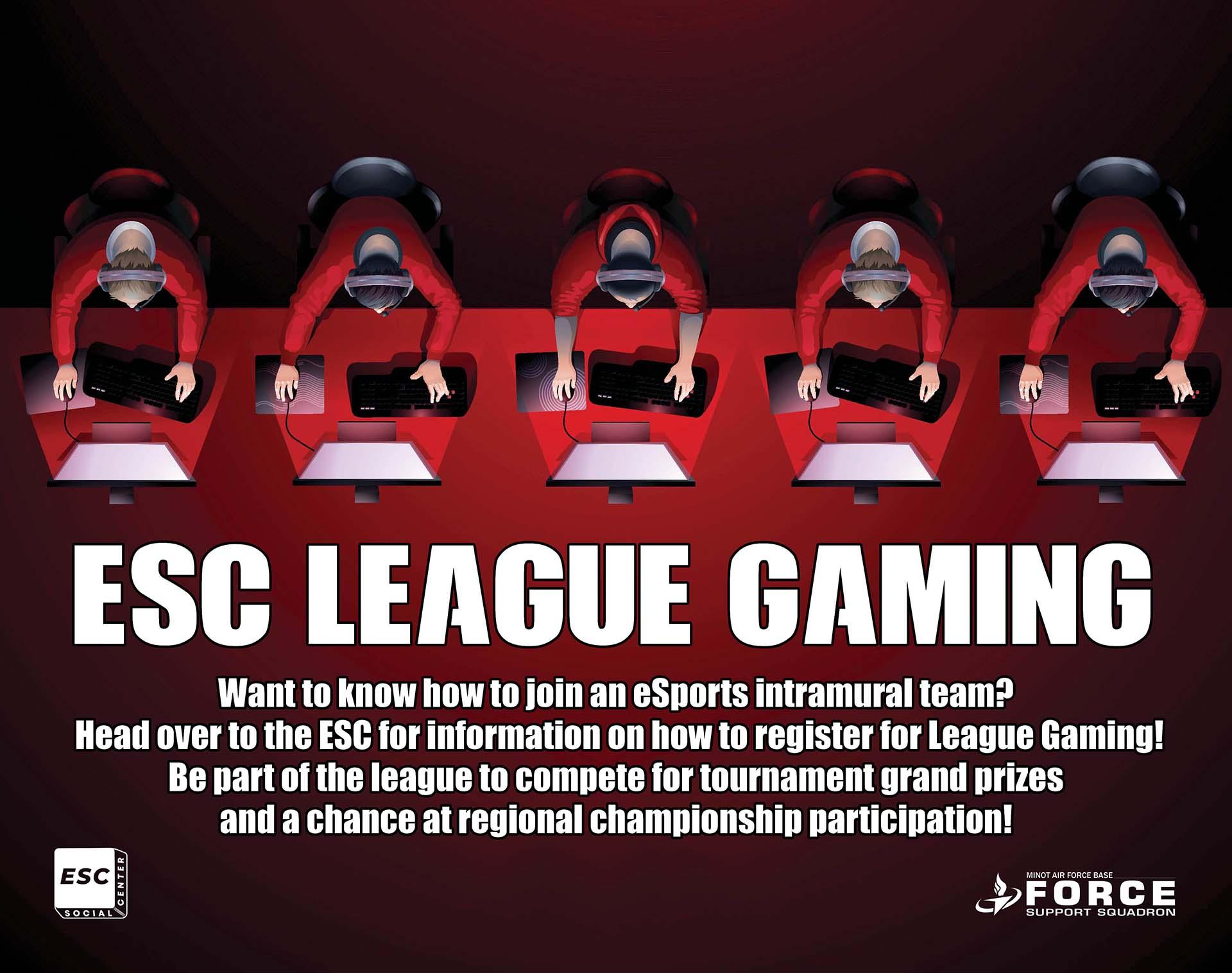 ESC - League Gaming