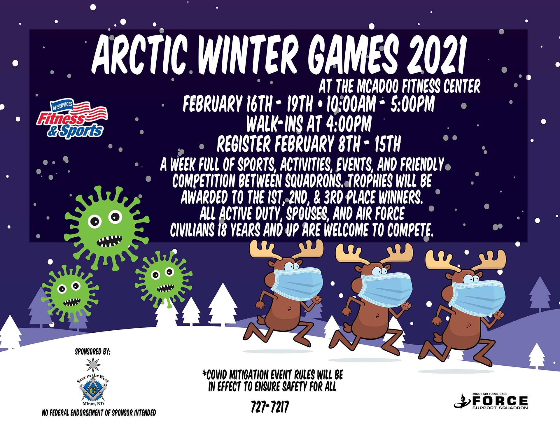 Arctic Winter Games 2021