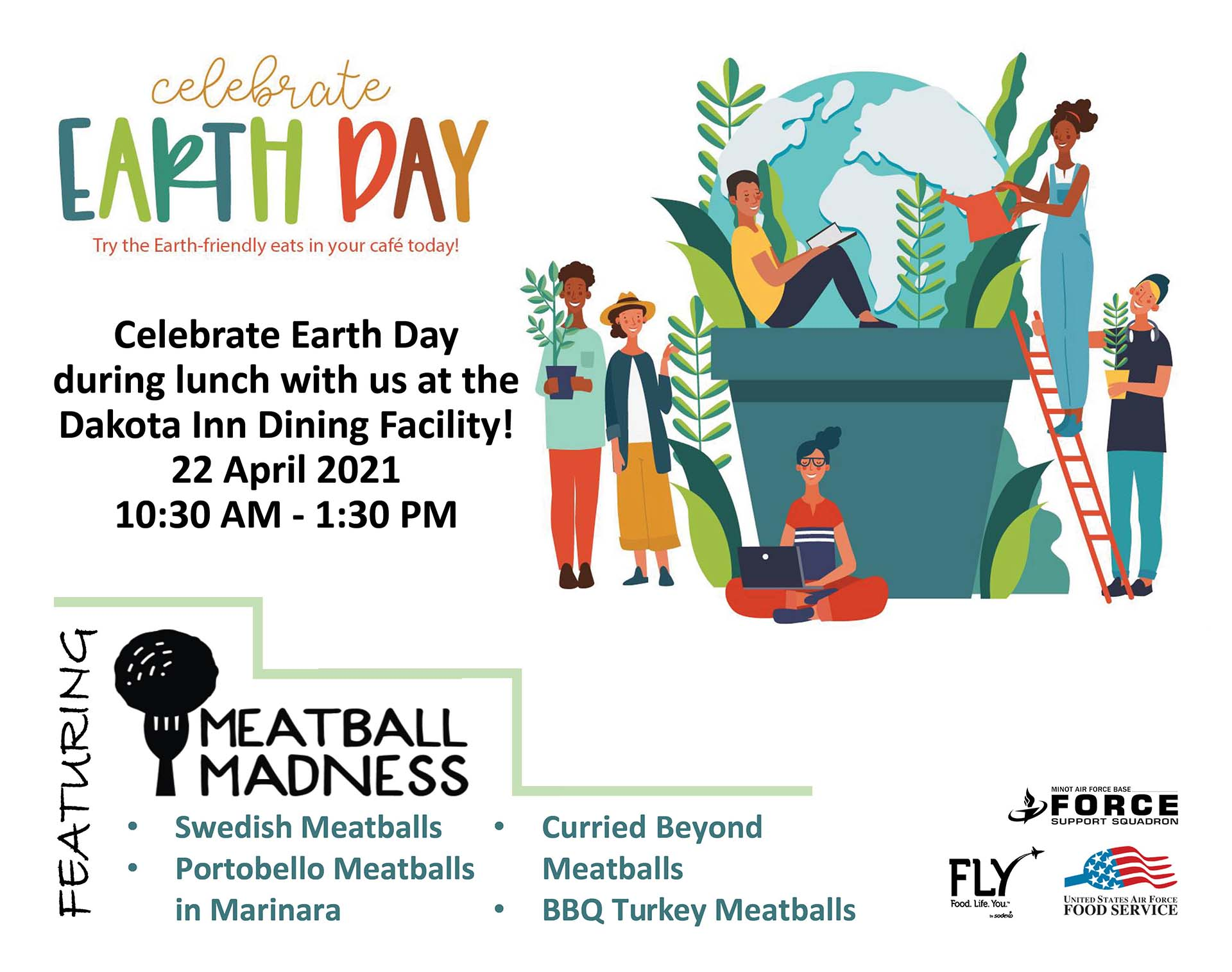 Earth Day Special Lunch